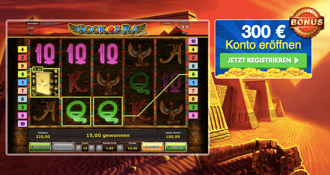 online casino book of ra echtgeld  app